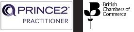 Prince 2 and BCC logo